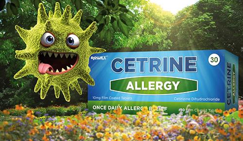 Cetrine Allergy